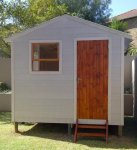 (A) Nutec Wendy House domestic Quarter