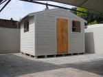NUTEC WENDY HOUSE 3X3