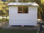 NUTEC WENDY HOUSE  2.4m x 2.4m